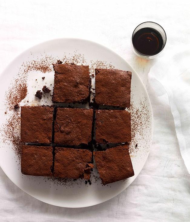 Flourless Chocolate Cake Gourmet Traveller