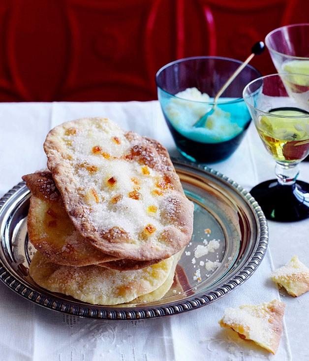 Spanish dessert recipes gourmet traveller forumfinder Image collections