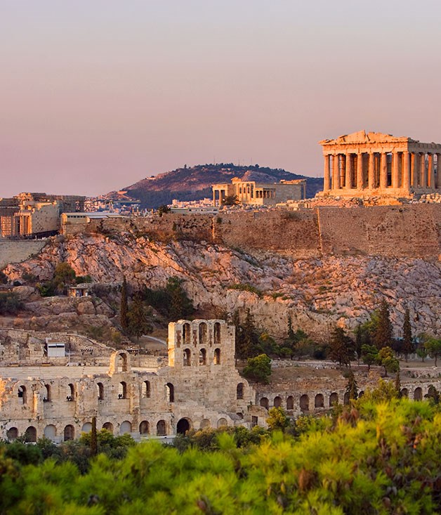 Unearthing greece landmarks of greece your destination for 3 famous landmarks