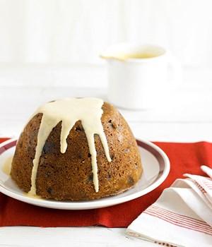 Cake Apple Suet Pudding