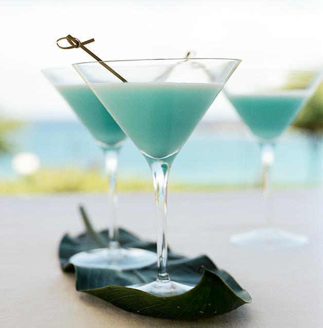 Blue Hawaiian Gourmet Traveller