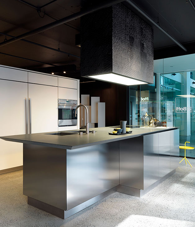 Boffi 39 s new australian showroom food news kitchens for Australian modern cuisine