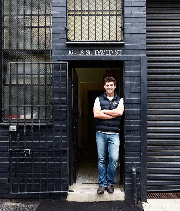 Saint David Dairy Melbourne Food News Gourmet Traveller