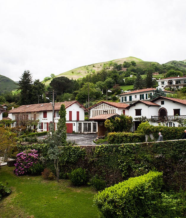 A Mysterious Cultural Island Where Peppers And Pelota Rule The French Basque Country Has Personality All Its Own Amy Egan Celebrates Land Like No