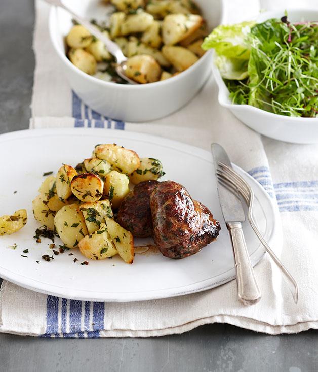 Gourmet potato recipes