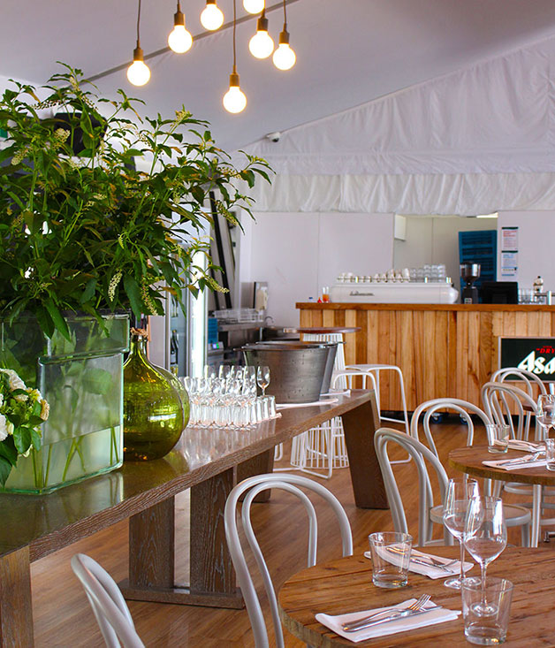 Stokehouse Pop-Up, Melbourne