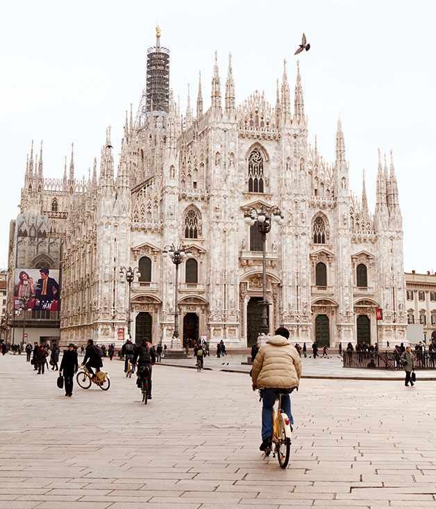 travel guides italy tips milan