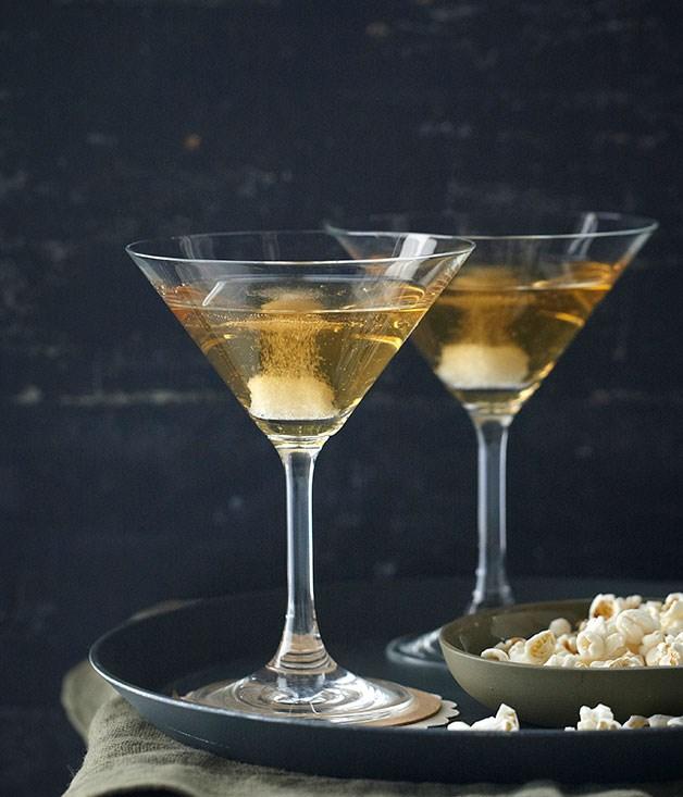 thomas olive s le de france cocktail recipe signature drink gourmet traveller. Black Bedroom Furniture Sets. Home Design Ideas