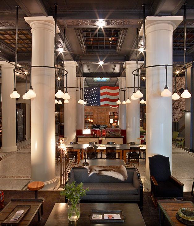 best hotels in new york city gourmet traveller