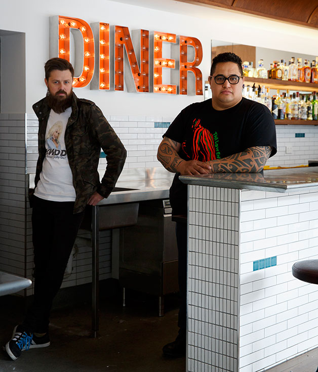 Aaron Turner & Morgan McGlone, Belle's Hot Chicken