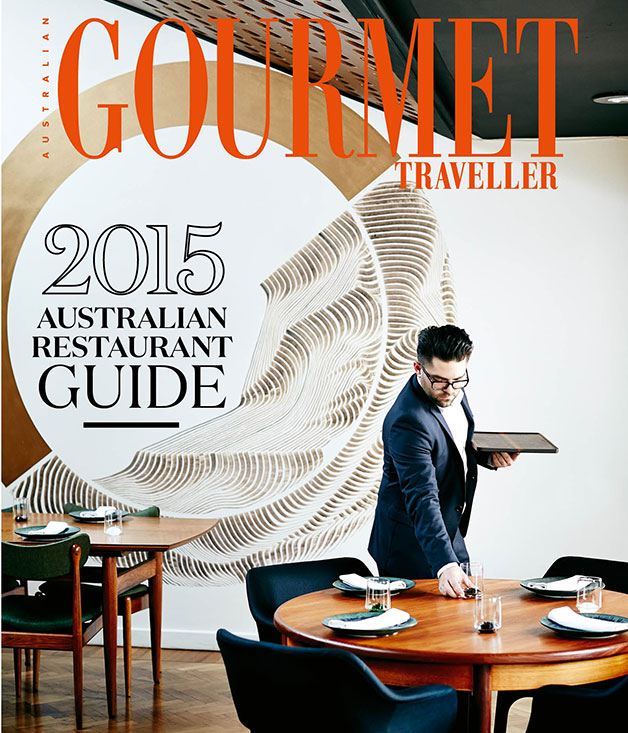2015 Gourmet Traveller Restaurant Guide