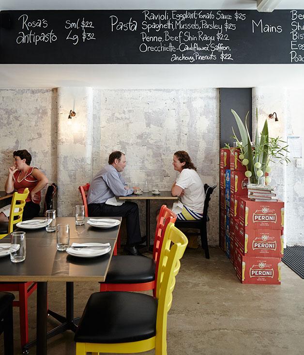 Restaurant Review: Rosa\'s Kitchen, Melbourne :: Gourmet Traveller