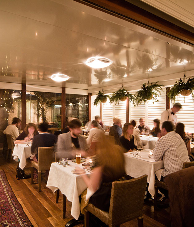 Restaurant Review: Sage Dining Rooms, Canberra :: Gourmet Traveller