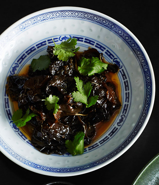 Pickled black fungus recipe, Victor Liong, Lee Ho Fook, Melbourne ...