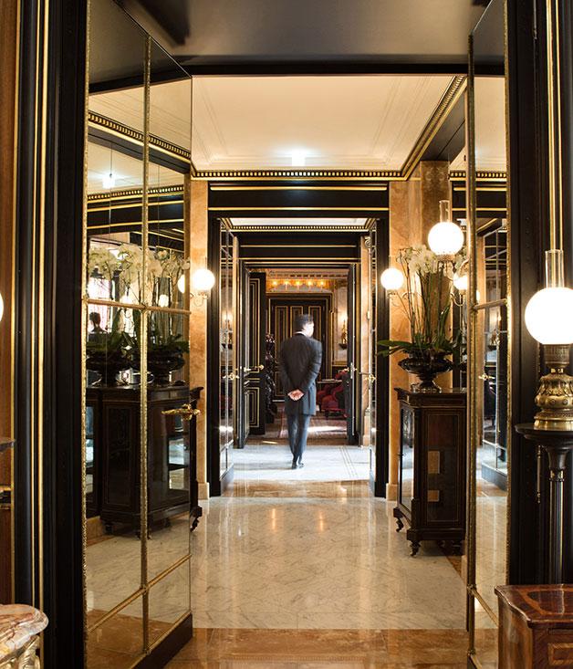 Paris boutique hotels gourmet traveller for Gourmet hotels