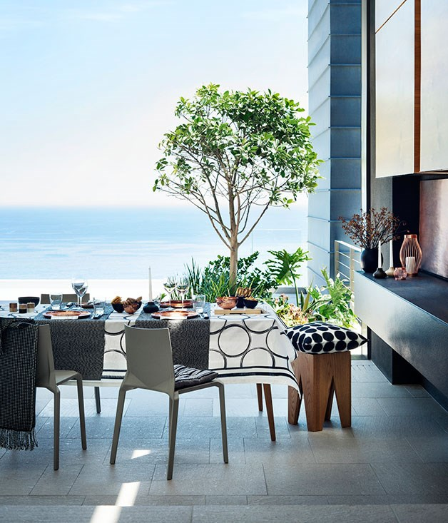 h m launches home collection in sydney gourmet traveller. Black Bedroom Furniture Sets. Home Design Ideas