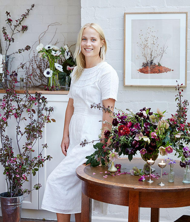 Meet your maker: florist Sophia Kaplan