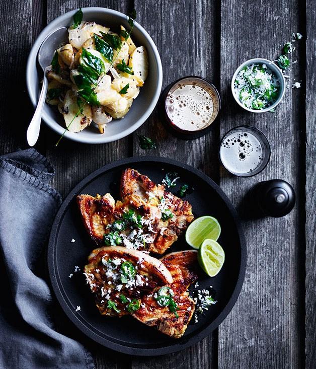 recipe: green chile sambal [37]