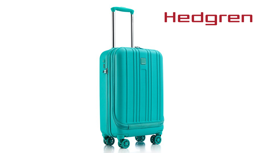 Win one of 2 Hedgren Transit luggage packs valued at $958 each!