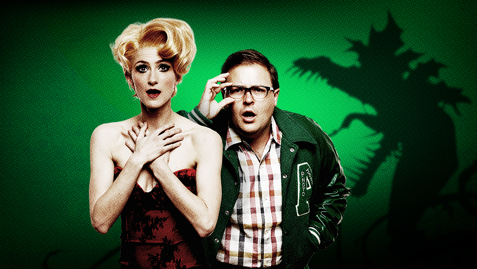 Win one of 10 double passes to Little Shop of Horrors!