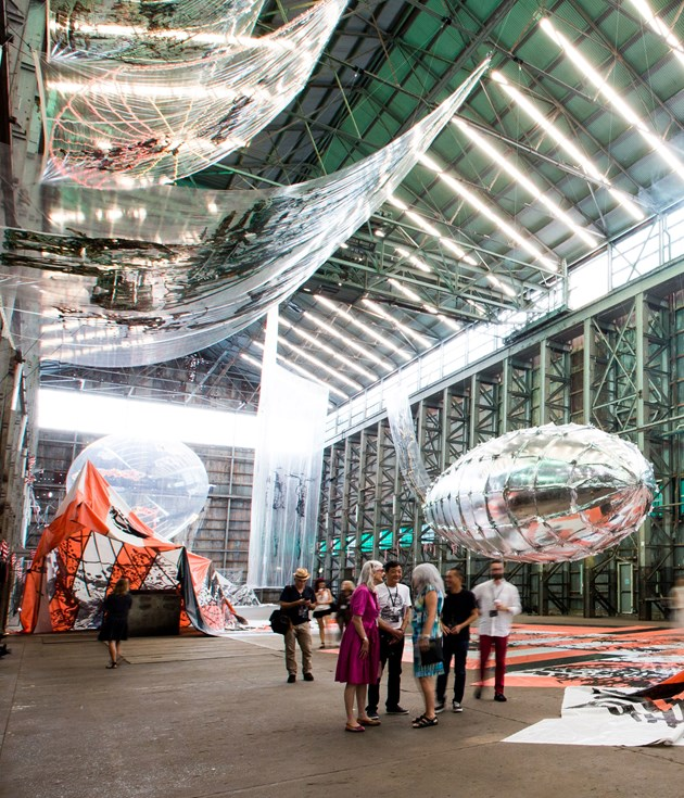 Lee Bul's 'Willing To Be Vulnerable' at Cockatoo Island