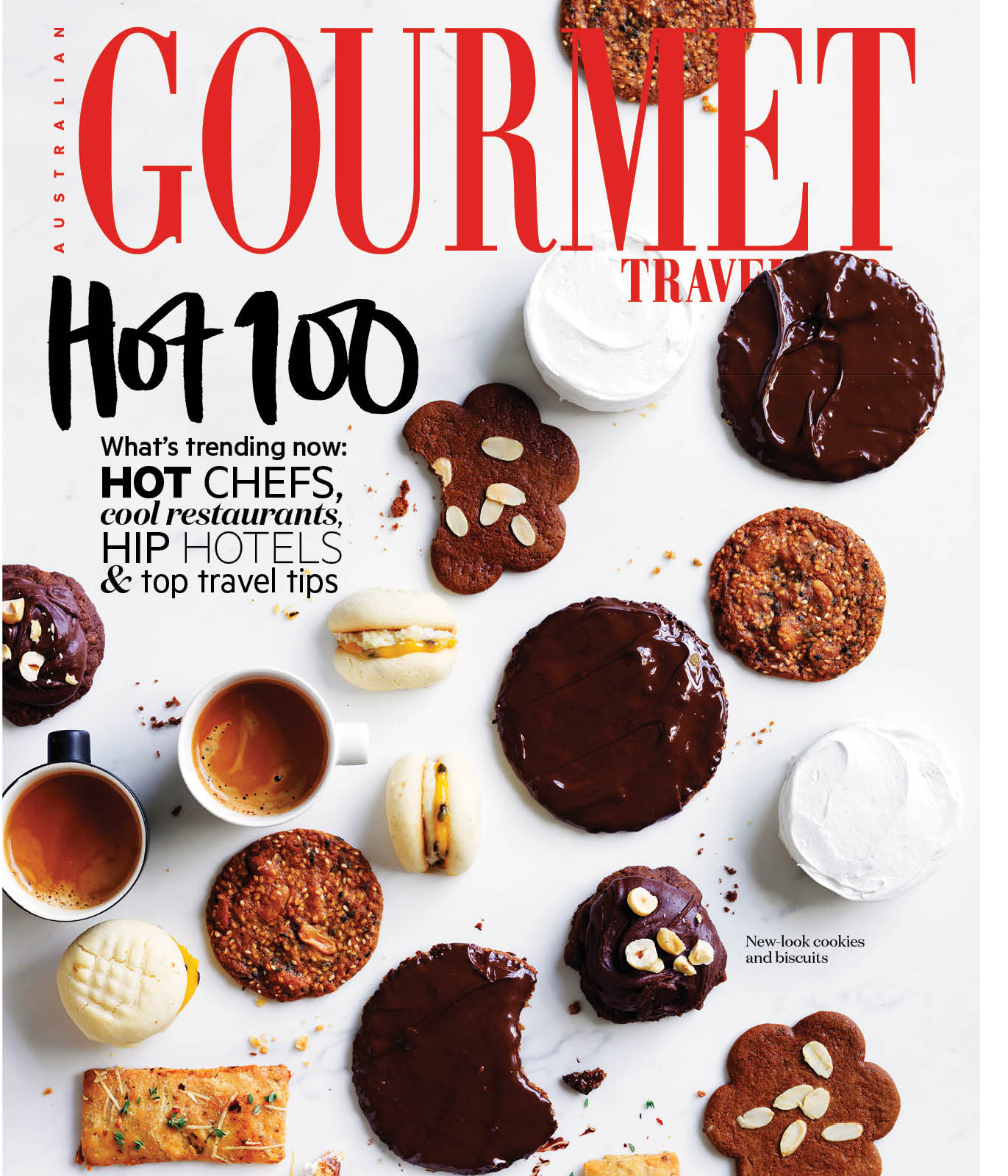 Gourmet Traveller May 2016
