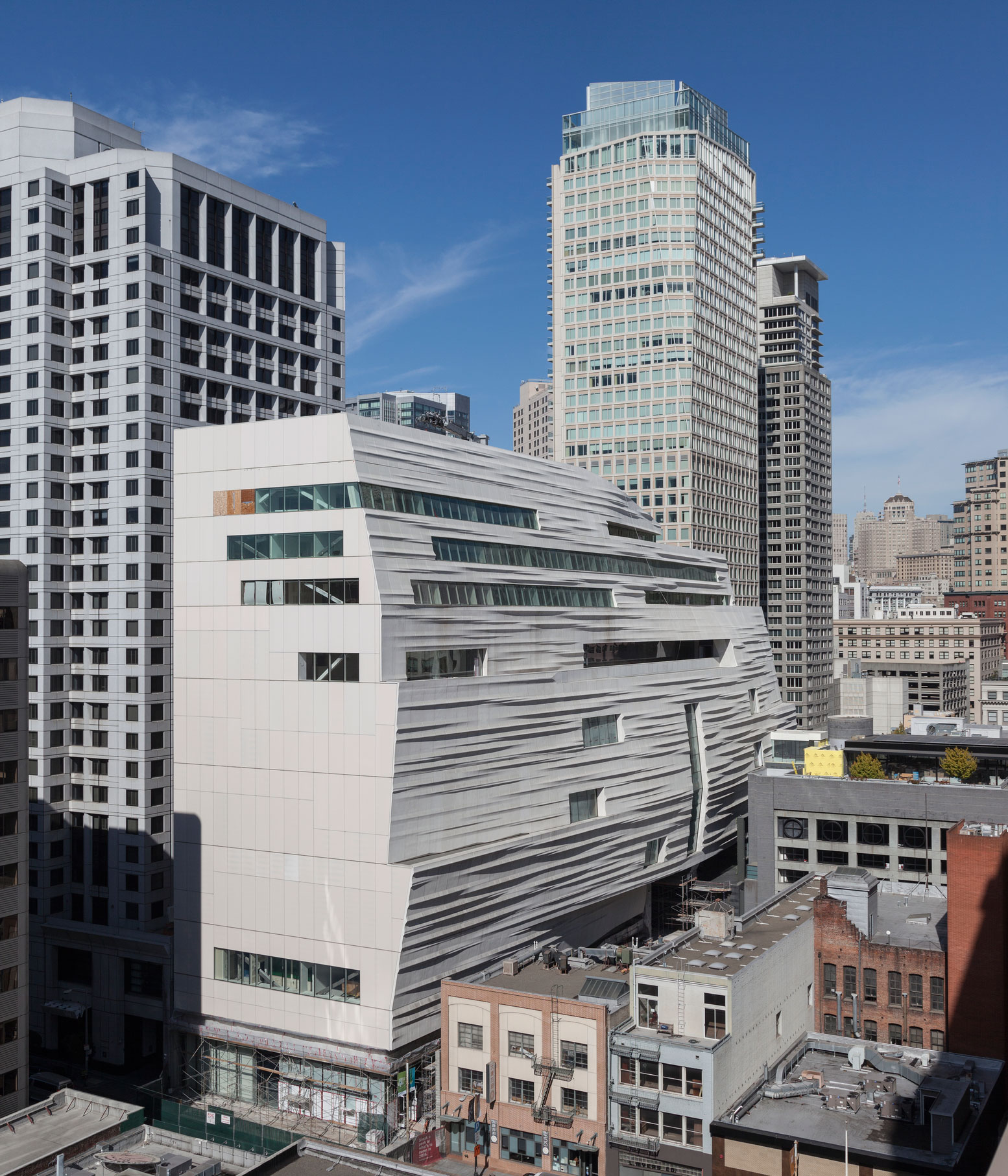 The SFMOMA expansion