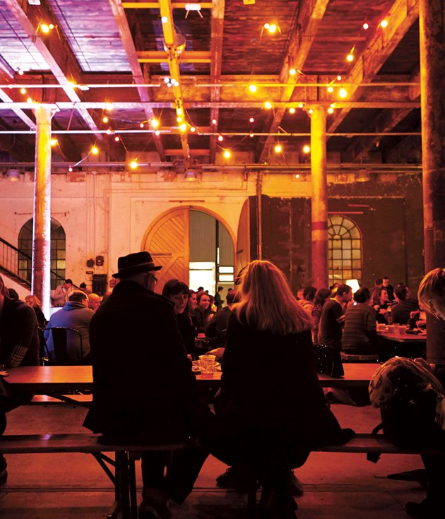 The Night Market at Carriageworks