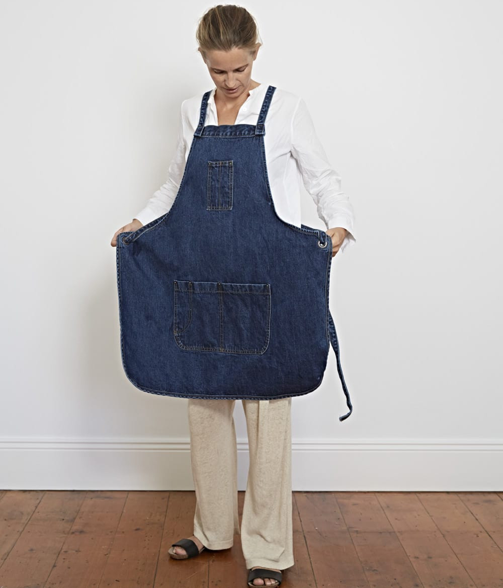 A Worktones apron
