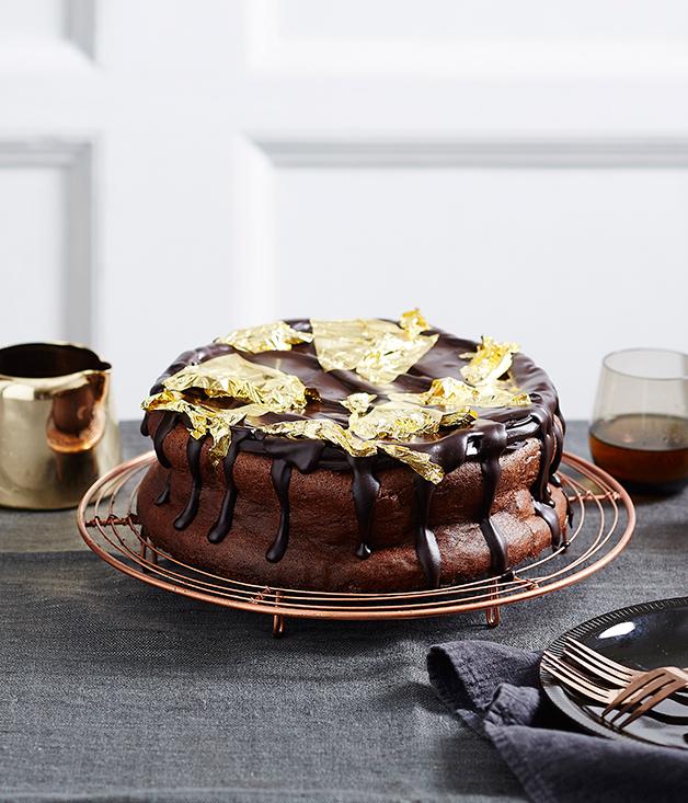 Gourmet Magazine Rich Chocolate Mousse