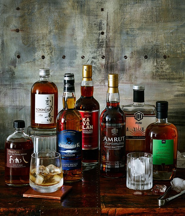A new wave of whisky