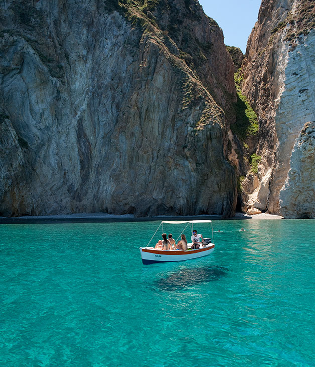 Ponza Island, Italy's enchanting getaway :: Gourmet Traveller