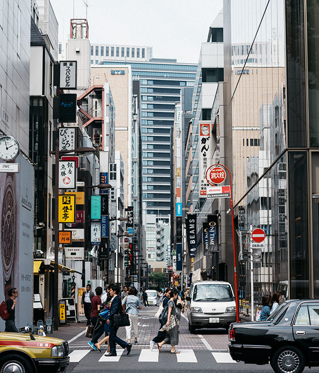 Michael Ryan's guide to Tokyo eats