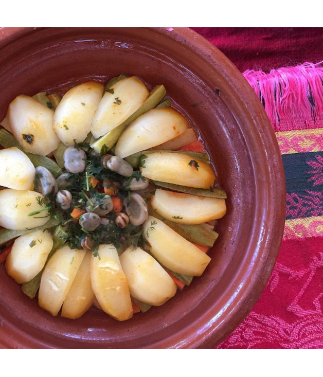 The flavours of marrakech five essential tastes for Atelier cuisine marrakech