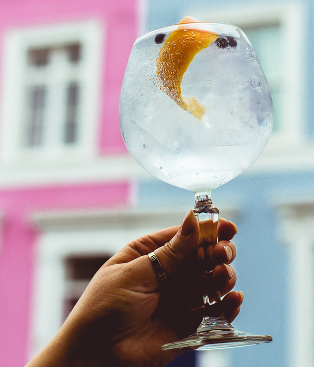 The Distillery gin hotel opens in London