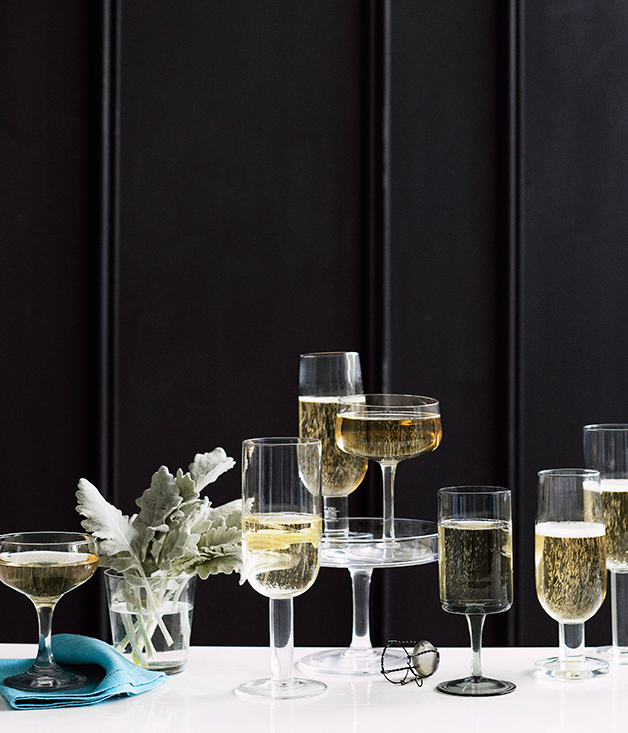 A definitive guide to sparkling wine