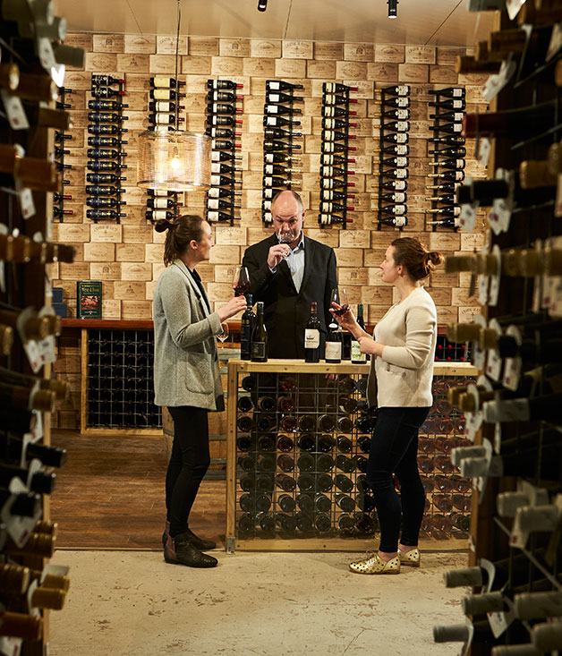 Royal Mail Hotel unveils $2.8 million cellar