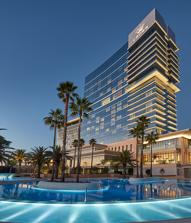 Travel In Perth: Introducing Crown Towers Perth :: Gourmet Traveller