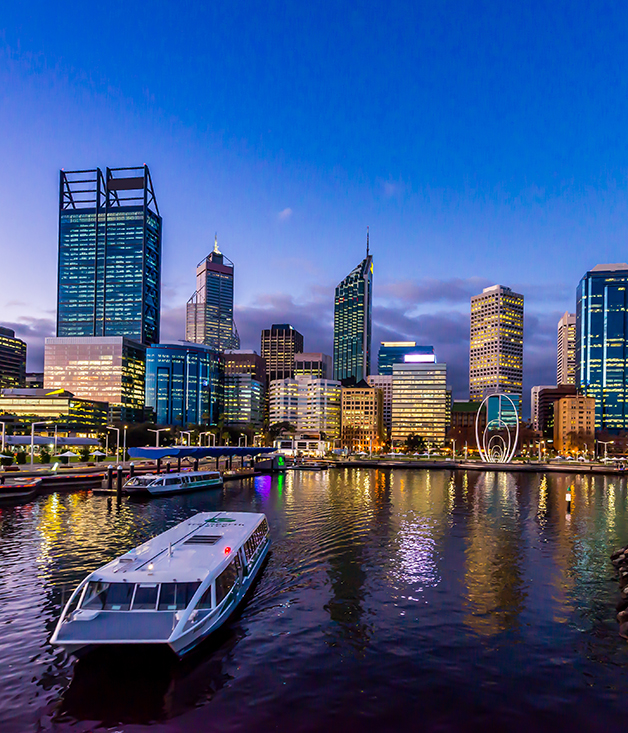 Travel In Perth: A Luxury Stopover In Perth :: Gourmet Traveller