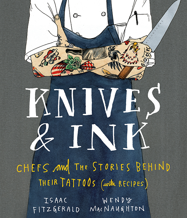 Knives and Ink chef tattoos