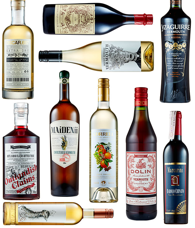 Ten top vermouths to try
