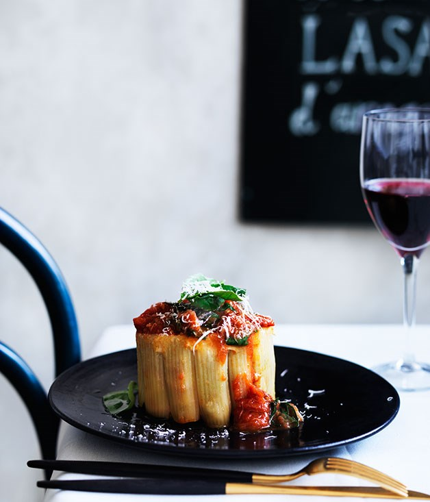 Seven italian dishes that shaped fine dining in the 2000s for Cuisine 2000