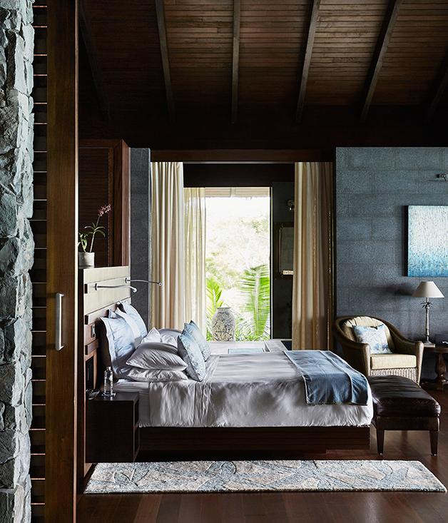 Delana's master bedroom