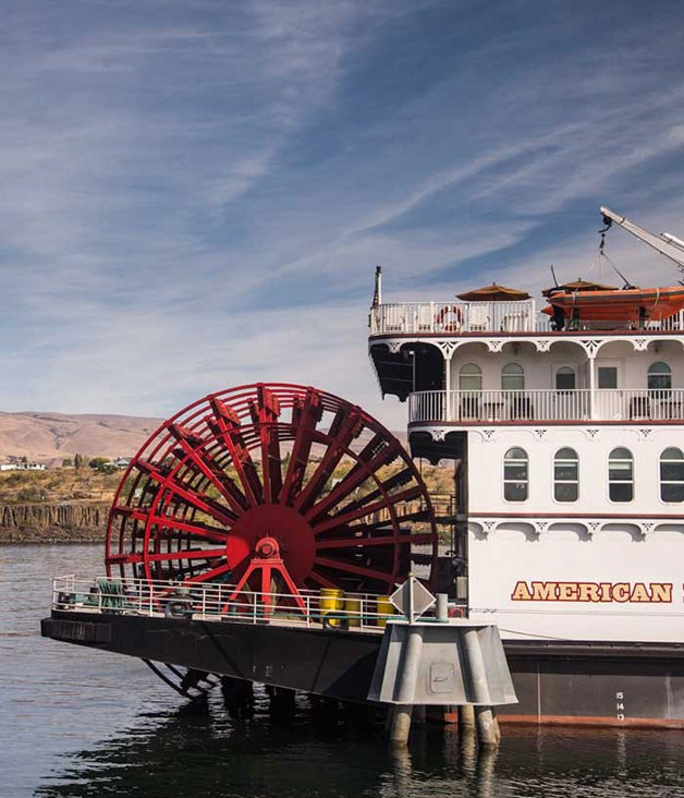 Linblad's Lewis and Clark cruise