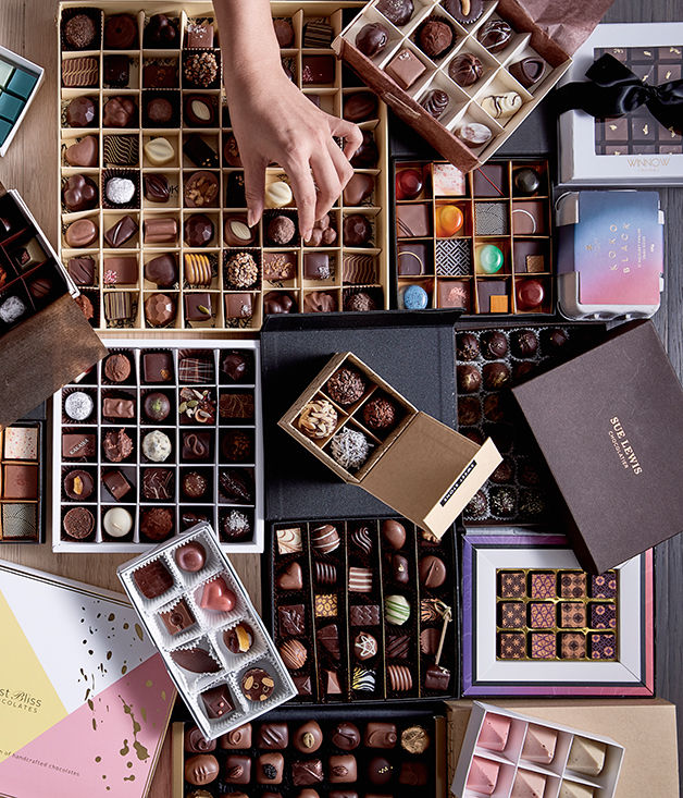 Chocolate box gift guide