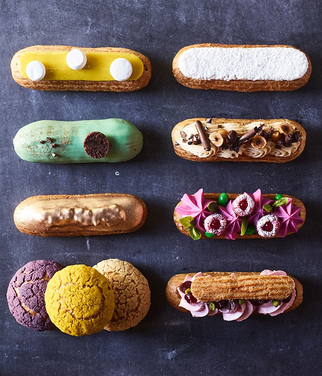 Does Newcastle have Australia's best eclair?