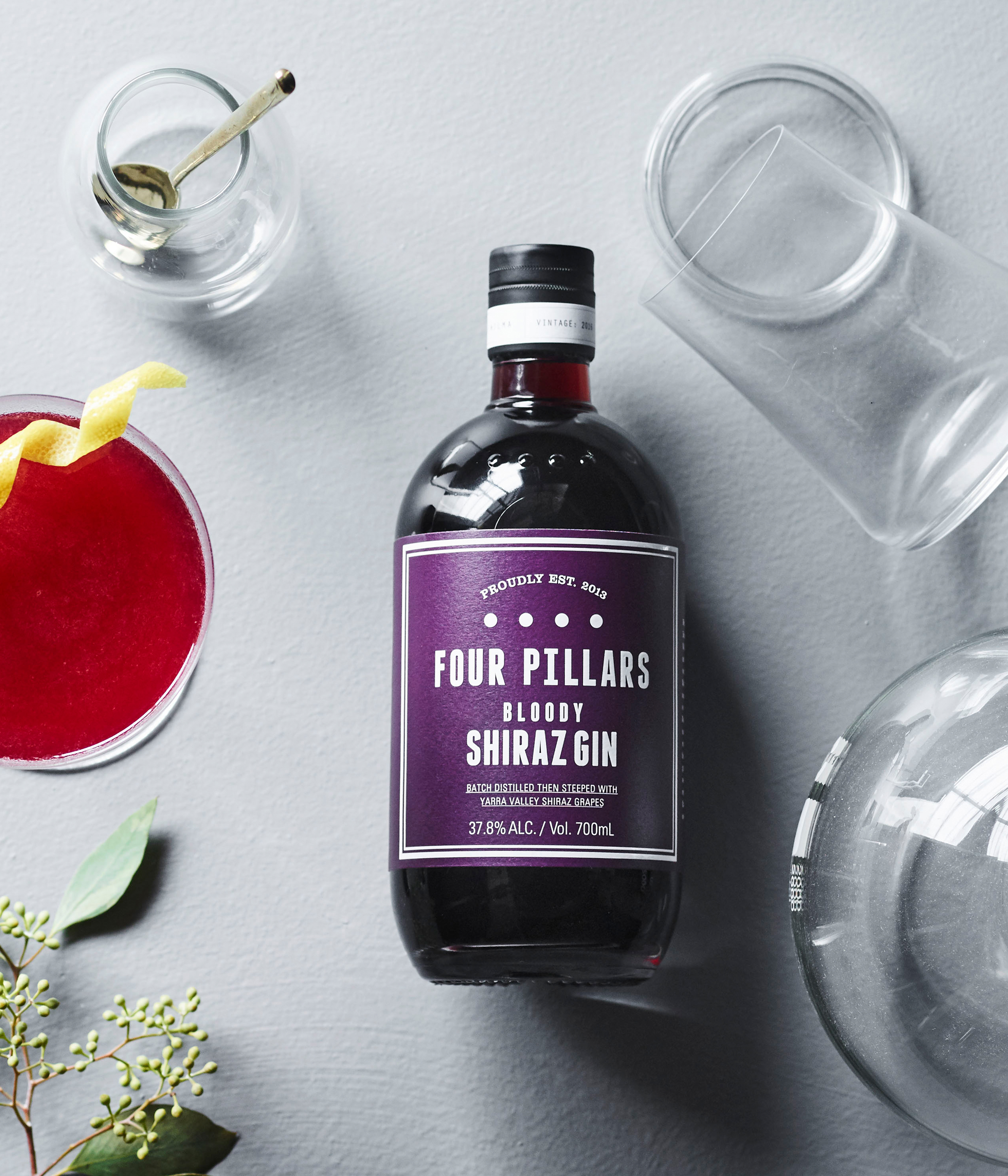 Bloody Shiraz Gin is back with a 2017 vintage