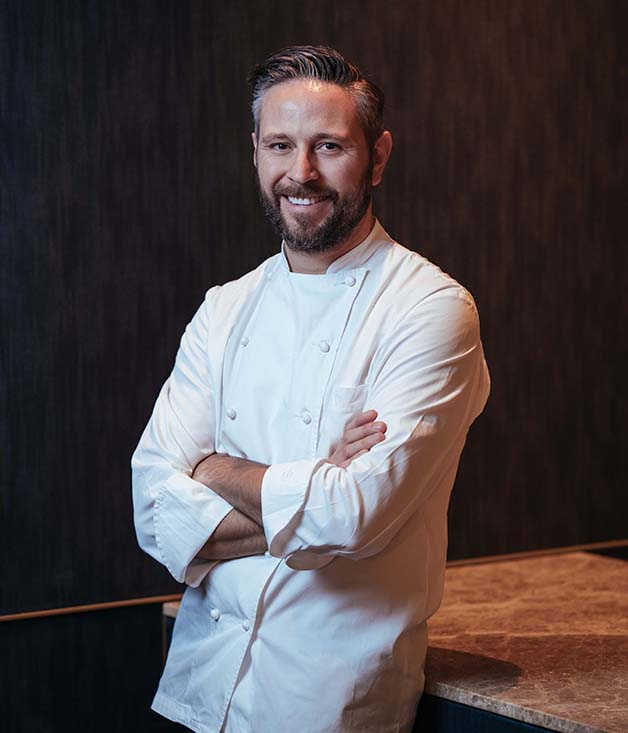 New chef Francesco Mannelli