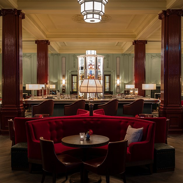 The Gleneagles Hotel's grand makeover