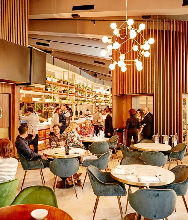 Rosetta sydney review gourmet traveller for Best dining rooms in sydney